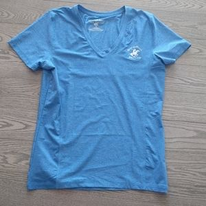 Women's active wear top by Beverly hills Polo club